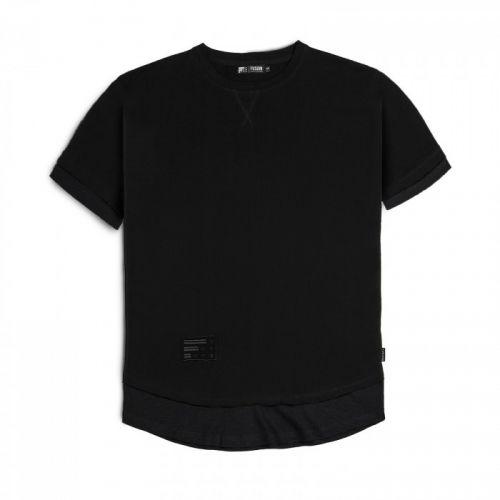 "Черная мужская футболка ""DARTH"" FUSION"