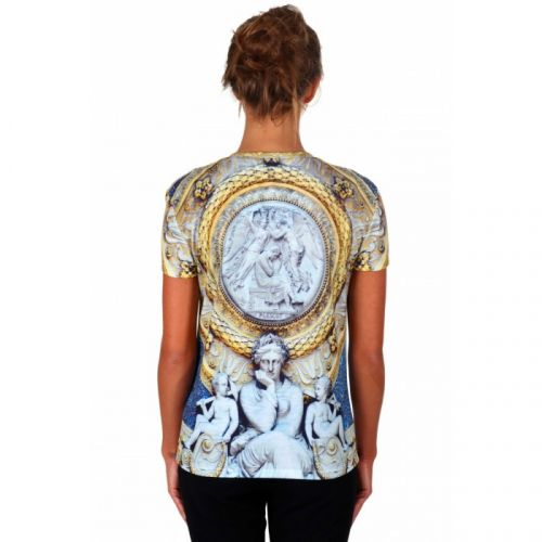 "Мужская футболка с рисунком ""LOUVRE"" FUSION"