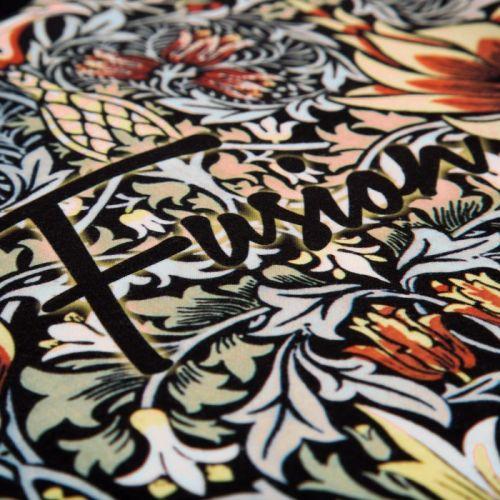 "Женский свитшот с рисунком ""Flowers"" FUSION"