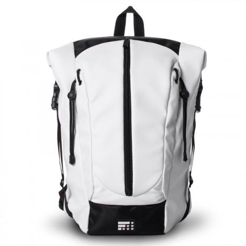 """Черно-белый рюкзак """"Indigo"""" FUSION"""