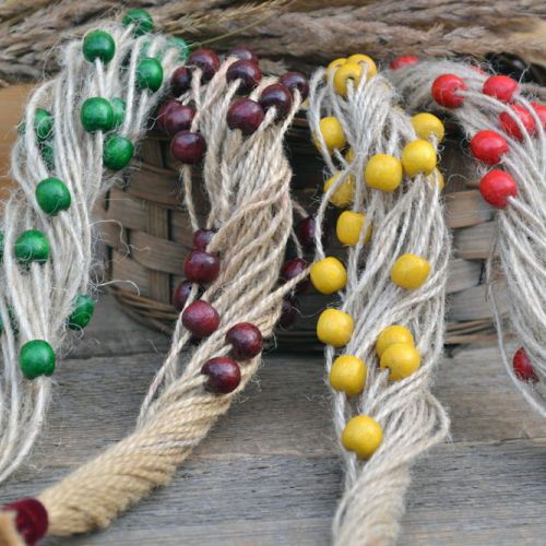 Купить Намисто бусы ручной работы. Этническое украшение для девушки.