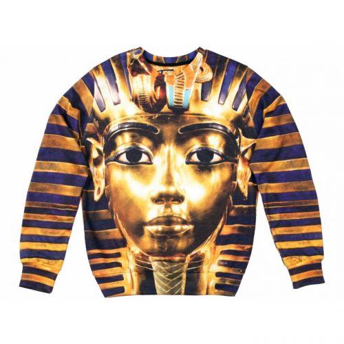 "Женский свитшот с рисунком ""Pharaon"" FUSION"