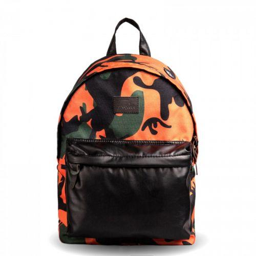 Разноцветный камуфляжный рюкзак FUSION