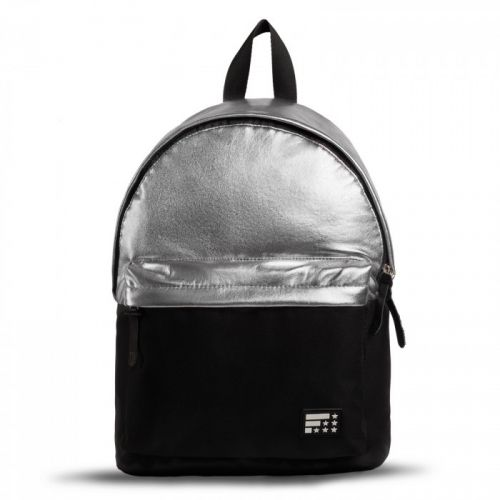 """Серебристо-черный рюкзак """"DIVIDEND"""" FUSION"""