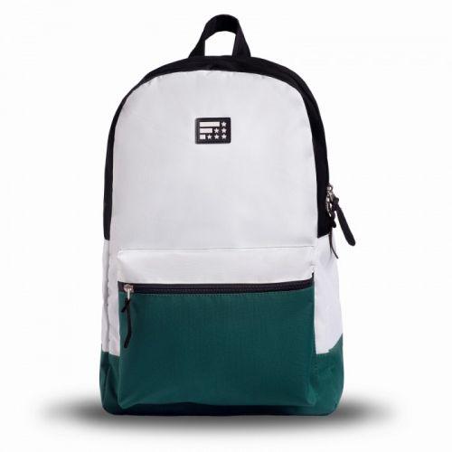 """Черно-белый с зеленым оттенком рюкзак """"FOREST GREEN"""" FUSION"""