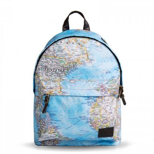 """Рюкзак с рисунком """"MAPS"""" FUSION"""