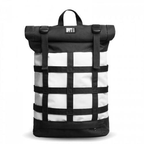 "Черно-белый рюкзак ""NEURON I"" FUSION"
