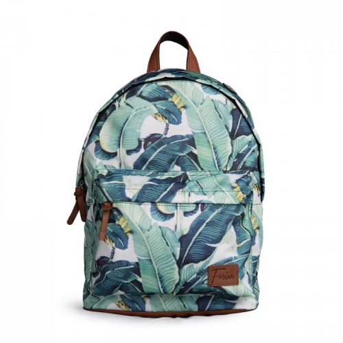 "Разноцветный рюкзак ""TROPIC LEAVES"" FUSION"