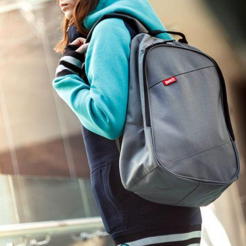 Серый рюкзак PUNCH