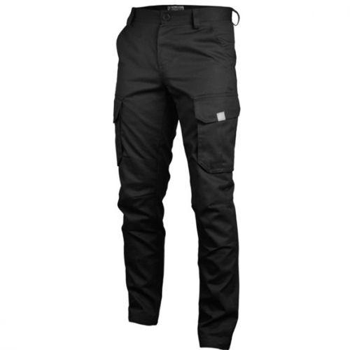 Черные мужские штаны WHITELINE CARGO PANTS