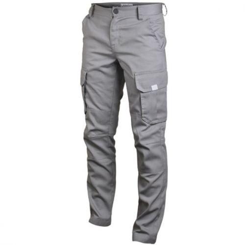 Серые мужские штаны WHITELINE CARGO PANTS