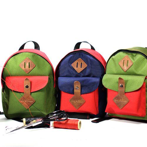 Городской детский рюкзак 3-5 лет, ручная работа