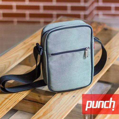 Стильная сумка через плечо квадратного формата от украинского бренда PUNCH