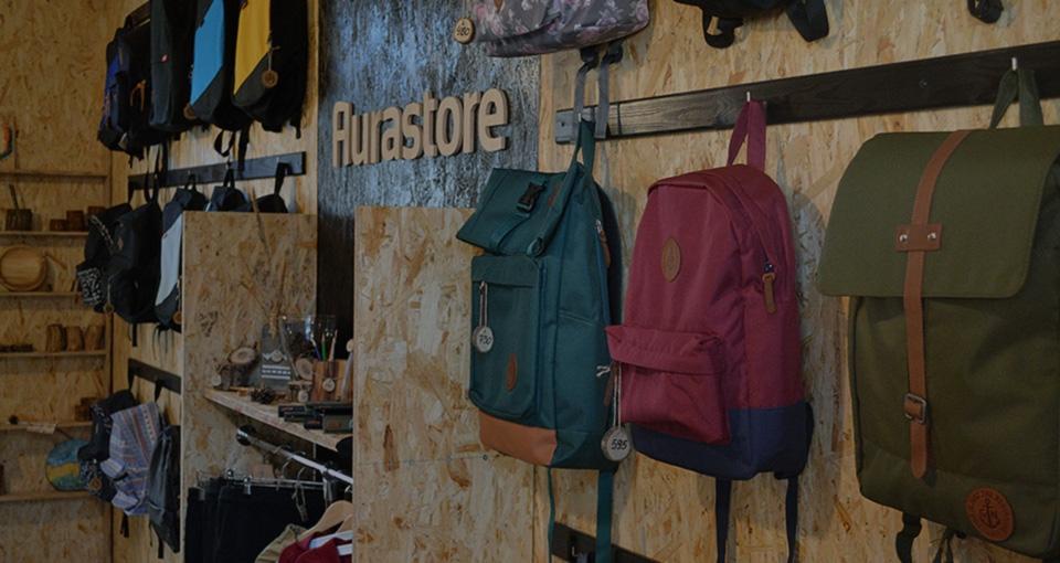 Магазин Буча стильной одежды и подарков Aurastore